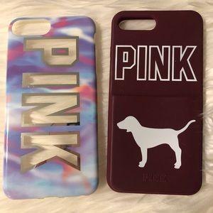 Victoria's Secret PINK phone cases
